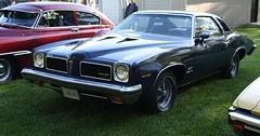 1973 LeMans Sport Coupe (carphoto) Tags: pontiac 1973 lemans sportcoupe 1973pontiaclemans thornhillcruise2009 richardspiegelmancarphoto