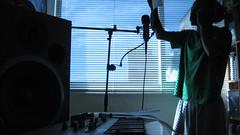 Ben Sharpa Recording