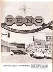 Trains Magazine, October 1975 (mod as hell) Tags: 1975 reno southernpacific 4449 trainsmagazine