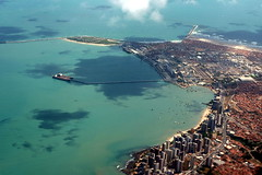 Fortaleza - Cidade Sede - Copa 2014 (Luiz C. Salama) Tags: brasil fortaleza aerials aerea copa2014 fifa2014 woldcup2014