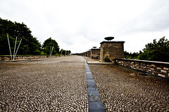 Buchenwald Road of Nations (Michael Epstein) Tags: germany buchenwald concentrationcamp