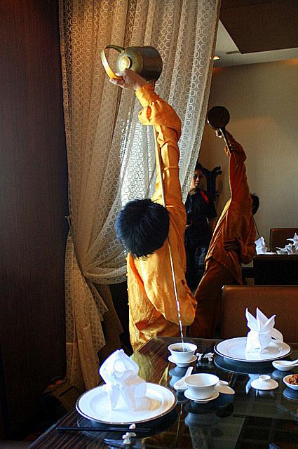 Gongfu tea master