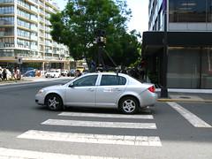 Google Maps Street View Car (thnkfst) Tags: street camera city canada america geotagged hardware google googlemaps bc view maps columbia victoria chevy laser british spotted sick cobalt googlestreetviewcars