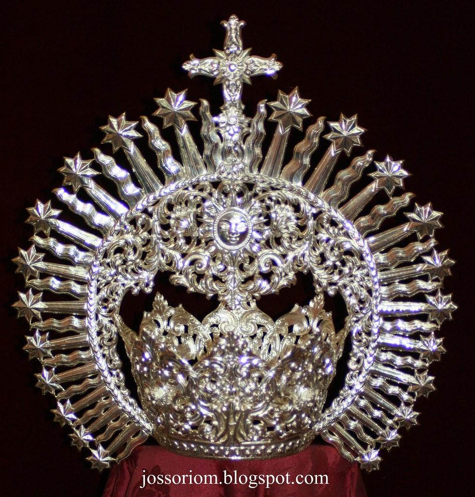 Corona Ntra. Sra. de los Desamparados.