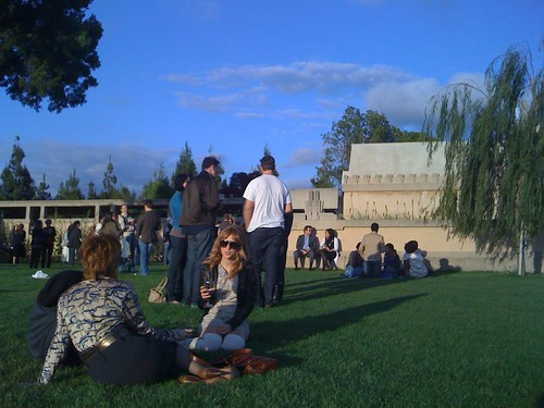 Silver Lake Wine at Barnsdall