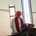 Canon Paul Oestreicher preaching