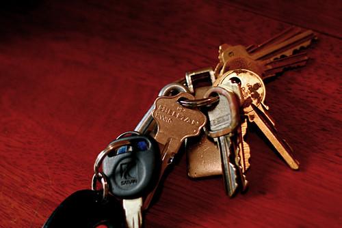 House Keys 6-8-092