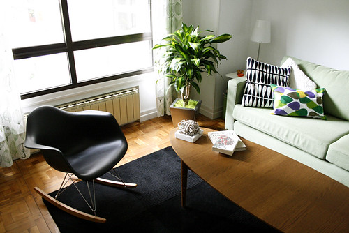 How To Reclaim Your Living Room