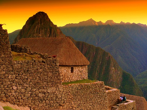 Incan Treasure (Machu Picchu)