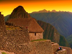 Incan Treasure (Machu Picchu) (Butch Osborne) Tags: travel sunset sky peru beautiful inca fun interesting ancient ruins colorful different fotografie digitale culture structures best andes historical traveling machupicchu ancientcivilization lifeisgood magnificent oat alluring puravida antiquity antiquities astounding mustsee incan andesmountains andesmountain thegalaxy digitalefotografie colorphotoaward  overseasadventuretravel theunforgettablepictures platinumheartaward lumixaward bucketlist overseasadventuretours incancity thegoldenphoenix incancivilization saariysqualitypictures goldendiamondblog mygearandmepremium