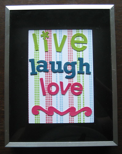 June C2P: Live, Laugh, Love