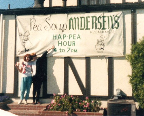 HAP-PEA HOUR! 1986