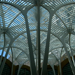 Calatrava Toronto (swisscan) Tags: toronto building tower architecture office calatrava bce superaplus aplusphoto