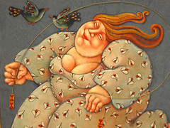 allegre donne grasse
