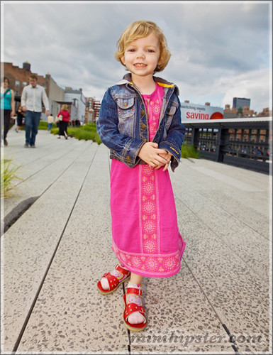 GRACE. MiniHipster.com: children's childrens clothing trends, kids street fashion, kidswear lookbook