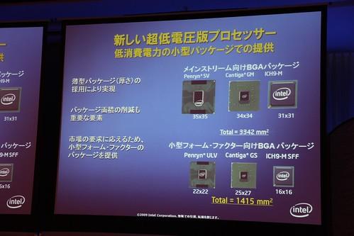 インテル モバイル市場を新たなステージへ