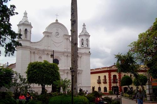 Cathedral Santa Rosa de Copan