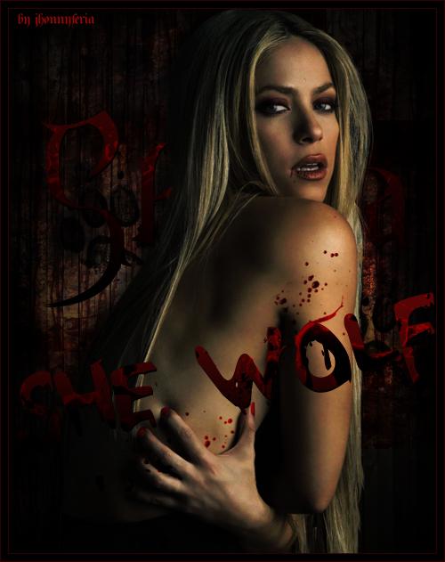 Shakira Loba SheWolf sexy