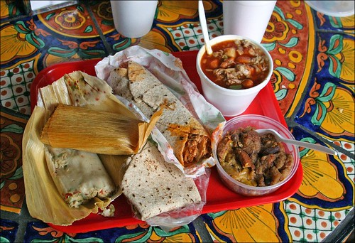 Leona's New Mexican specialties