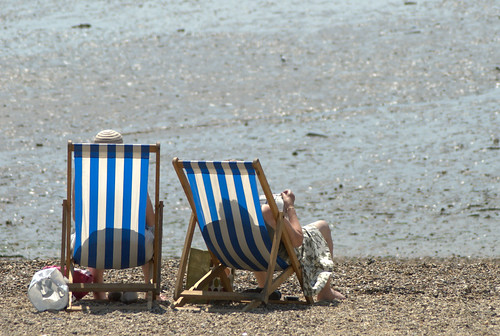 Deck Chairs by Dan Baillie