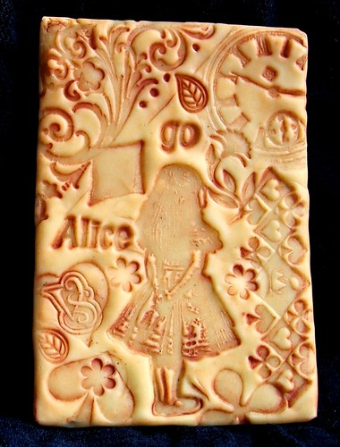 ACEO3 Alice in Wonderland