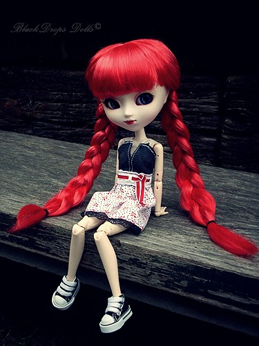 My beautiful red haired girl.