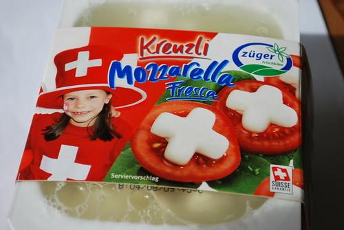 mozzarella 1er août