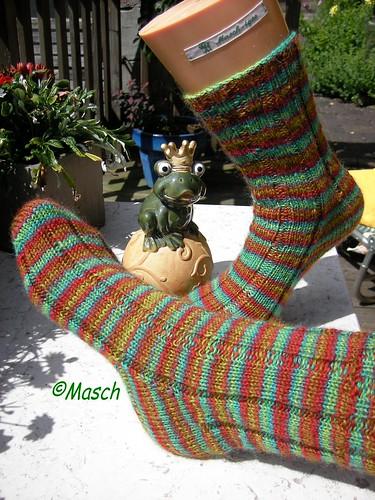 Space Socken 004