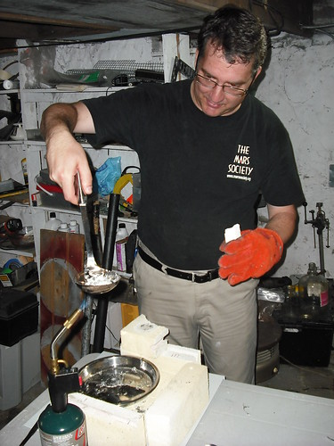 Meetup_Metal_Casting_July2009 085