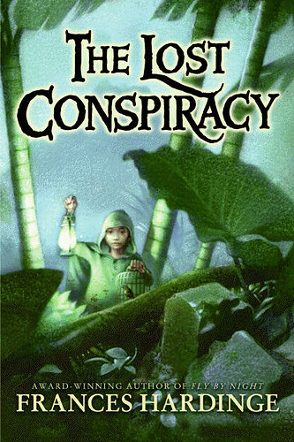 3783523572 c6a41635a4 Review of the Day: The Lost Conspiracy by Frances Hardinge