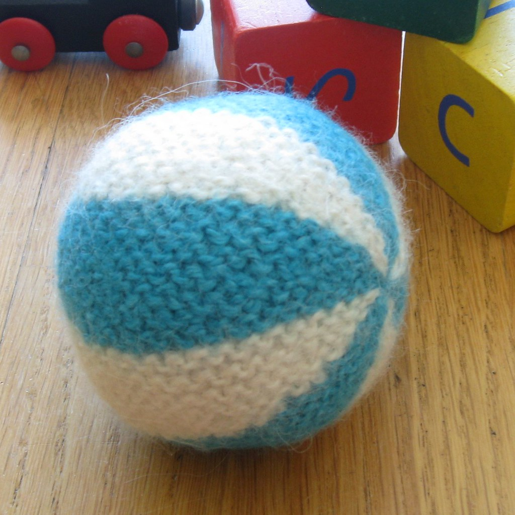 Baby Ball - Soft Teal