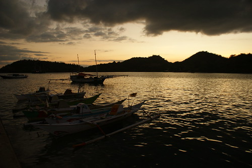 Sunset Labuan Bajo