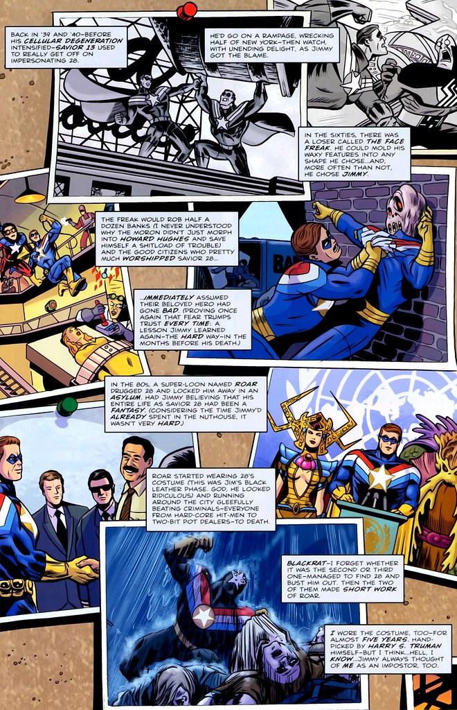 The Life and Times of Savior 28 #4 - Page 5