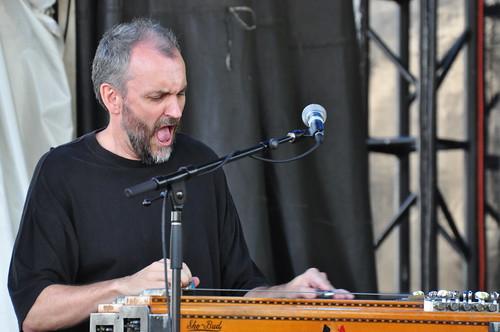 Magneto at Ottawa Bluesfest 2009
