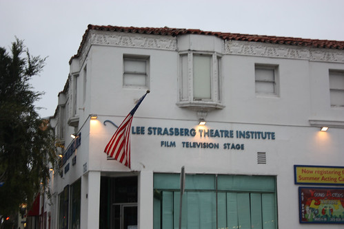 Lee Strasberg Theatre Institute - Wonder if this was where Marilyn trained