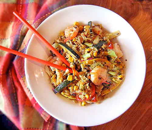 Shrimp Stir-fry Recipe