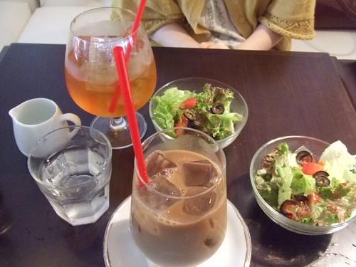 メランジュドシュハリ 広島 カフェ 画像12