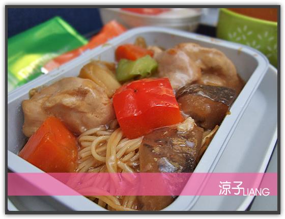國泰航空 飛機餐05