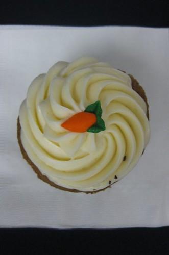 Hello, Cupcake - Carrot Cake