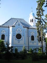 Blue Chruch, Bratislava