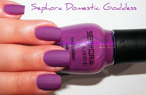 Sephora by OPI Domestic Goddess