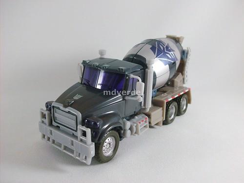 Transformers Mixmaster Voyager RotF - modo alterno
