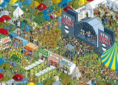 Top Gear Where's Stig? - Stig Rocks! Festival book illustration - isometric pixel art by Rod Hunt (Rod Hunt Illustration) Tags: music art festival rock illustration book tv concert artist drawing top gig gear entertainment bbc rockmusic pixel pixelart tvshow illustrator drawn wally popmusic waldo vector stig musicfestival isometric rockconcert bookillustration adobeillustrator whereswally topgear whereswaldo jeremyclarkson rockgig richardhammond bbctv vectorillustration thestig jamesmay musicgig digitalartist pixelcity isometricillustration rodhunt bbcbooks vectorillustrator isometricillustrator pixelartist vectorartist whoisthestig wheresstig forgetwhereswaldo bbctvshow forgetwhereswally wheresthestig isometricvectorart isometricpixelart isometricpixelartist rockconcertpixelart rockfestivalpixelart festivalpixelart musicfestivalpixelart musicfestivalillustration rockconcertillustration rockgigdrawing rockgigpixelart gigpixelart rockgigillustration pixelartists pixelartworlds pixelartworld pixelartfestival