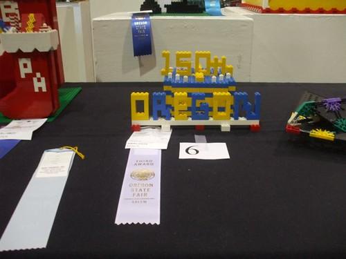 Sesquicentennial Legos