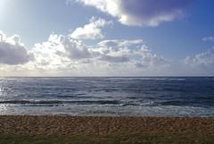 Beach, Ocean, Sky