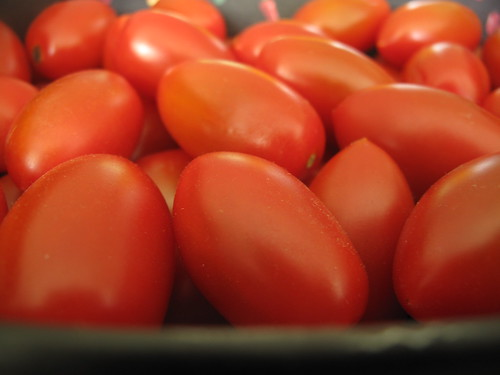 Snack tomatoes