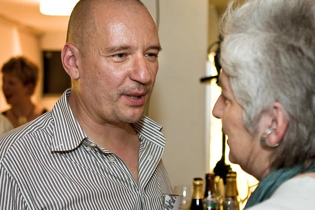 Boris Kochan amp Irmgard Voigt by Bundscherer