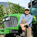 Lanny Martiniuk, grape grower since 1983
