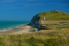The beach at Cape Blanc-Nez [Explored]