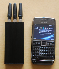 Got myself a Cell Phone Jammer